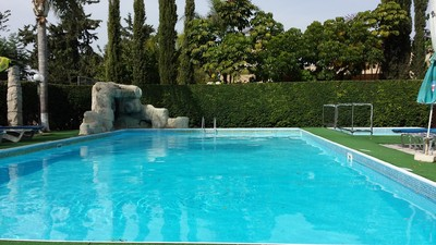 Estella hotel apartments hotel apartment in limassol for Basement swimming pool cost